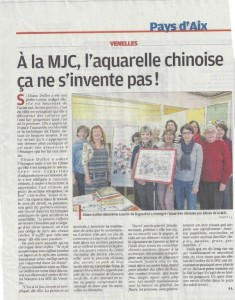 ELIANE ATELIER CHINOIS MJC MARS 26 2015 article Suzanne