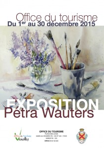 Office du tourisme - expo 1er au 30 decembre 2015